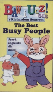 ksiazka tytuł: The Best Busy People autor: