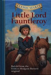 ksiazka tytuł: Little Lord Fauntleroy autor: Burnett Frances Hodgson