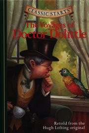 ksiazka tytuł: The Voyages of Doctor Dolittle autor: Lofting Hugh