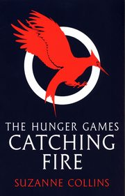 ksiazka tytuł: The Hunger Games 2 Catching Fire autor: Collins Suzanne