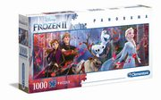 ksiazka tytuł: Puzzle 1000 Panorama High Quality Collection Frozen II autor: