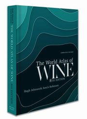 ksiazka tytuł: World Atlas of Wine autor: Johnson Hugh, Robinson Jancis