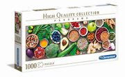 ksiazka tytuł: Puzzle 1000 Panorama High Quality Collection Healthy Veggie autor: