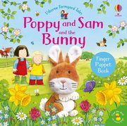 ksiazka tytuł: Poppy and Sam and the Bunny autor: Taplin Sam