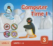 Pingu's English Computer Time 1 Level 3, Hicks Diana, Scott Daisy, Raggett Mike