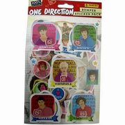 Naklejki One Direction Bumper,