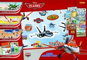 Disney Planes Naklejki mega activity pad,