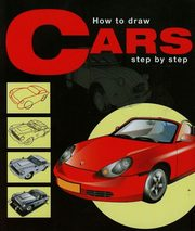 How to draw - CARS, praca zbiorowa