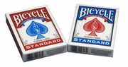 Bicycle 2-pack standard index Rider Black,
