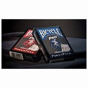 Bicycle PRO RED & BLUE MIX DECK,