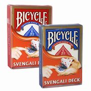 Bicycle Svengali Deck talia Svengali,