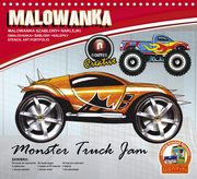 Malowanka Monster truck,