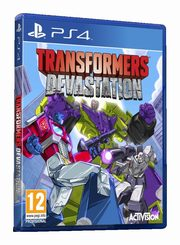 Transformers Devastation PS4,