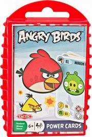 Angry Birds Classic Power Cards,