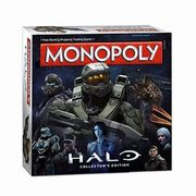 Monopoly HALO Collector's Edition,