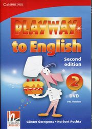 Playway to English 2 DVD PAL Version, Gerngross Gunter, Puchta Herbert