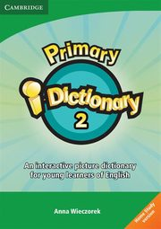 Primary i-Dictionary  2 DVD, Wieczorek Anna