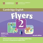 Cambridge Young Learners English Tests Flyers 2 Audio CD,