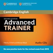 Advanced Trainer Audio 3CD, Black Michael, O'Dell Felicity
