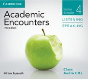Academic Encounters 4 Class Audio 3CD Listening and Speaking, Espeseth Miriam