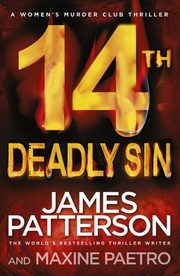 14th Deadly Sin, Paetro Maxine, Patterson James