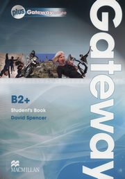 Gateway B2+ Student's Book +Online, Spencer David