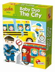 Carotina Baby Duo the city,