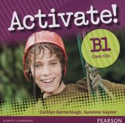 Activate! B1 class CD, Barraclough Carolyn, Gaynor Suzanne