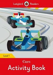 Cars Activity Book Level 1,