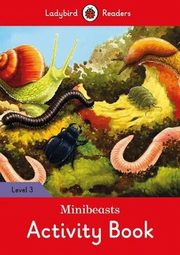 Minibeasts Activity Book Level 3,