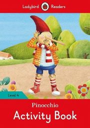Pinocchio Activity Book Level 4,