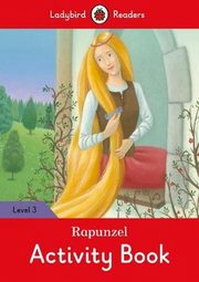Rapunzel Activity Book Level 3,