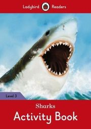 Sharks Activity Book Level 3,