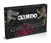 Cluedo Games of Throne,