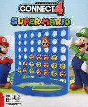 Connect 4 Super Mario,