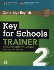 Key for Schools Trainer 2,