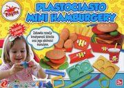 Plastociasto Mini hamburger,