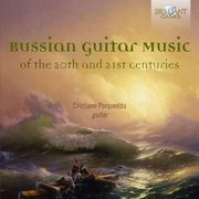 RUSSIAN GUITAR MUSIC of the 20th and 21st centuries, PORQUEDDU CRISTIANO