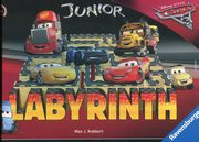 Labirynt Junior Auta 3,