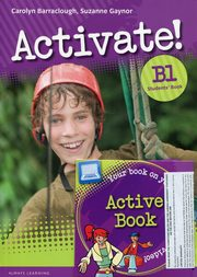 Activate B1 Student's Book +ActiveBook, Barraclough Carolyn, Gaynor Suzanne