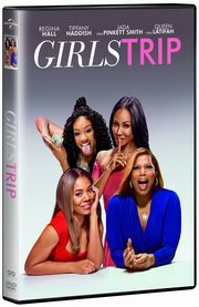 Girls Trip DVD,