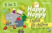 Happy Hoppy English for children 5w1 Gry i zabawy z angielskim,