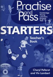 Practise and Pass Starter Teacher's Book + CD, Lambert Viv, Pelteret Cheryl