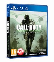 Call of Duty Modern Warfare Remastered PS4,