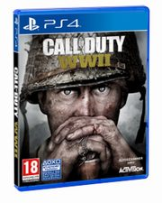 Call of Duty WWII PS4,