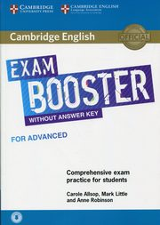 Cambridge English Exam Booster without answers key,