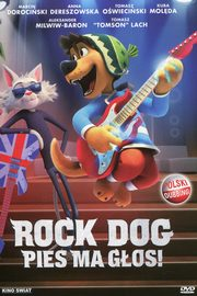 Rock dog, Ash Brannon, Kurt Voelker