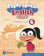 Poptropica English Islands 6 Activity book, Custodio Magdalena, Ruiz Oscar