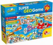 I'm A Genius Super Geo Game Miniaturowy świat 3D,