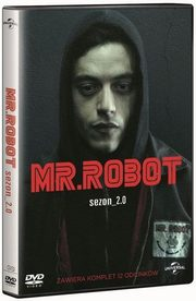 Mr Robot. Sezon 2 (box 4DVD),